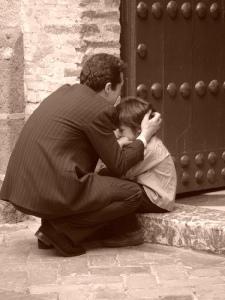 Padre Nostro, gioco d'anticipo