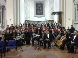 coro orchestra requiem