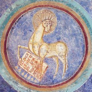 cripta anagni agnello