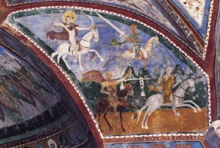 cripta anagni cavalieri