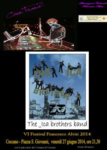 festival 2014 ika brothers