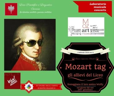 Mozart tag 2016