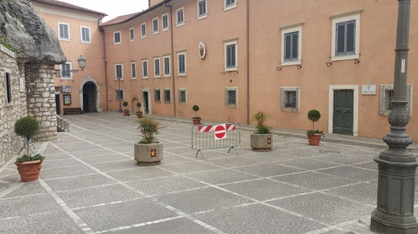 piazza incatenata