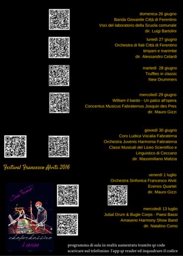 festival programma sala 2016