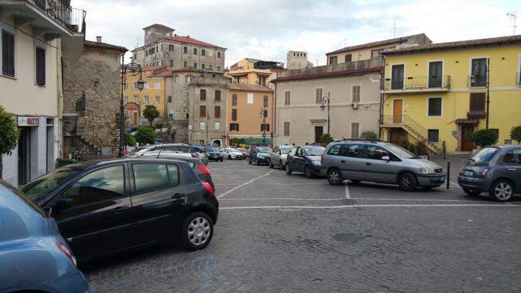piazza garage