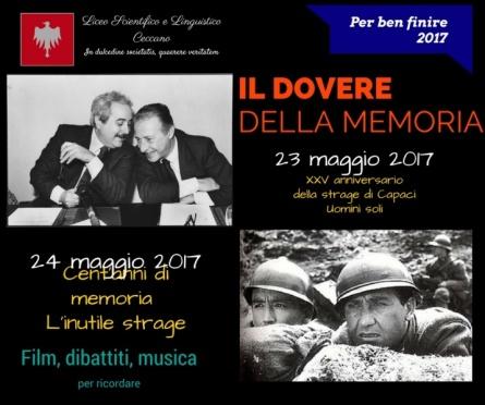 il-dovere-della-memoria-23-24-maggio-2017