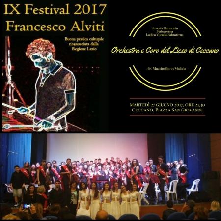 Festival 2017 manifesto Liceo 27 giugno 2017