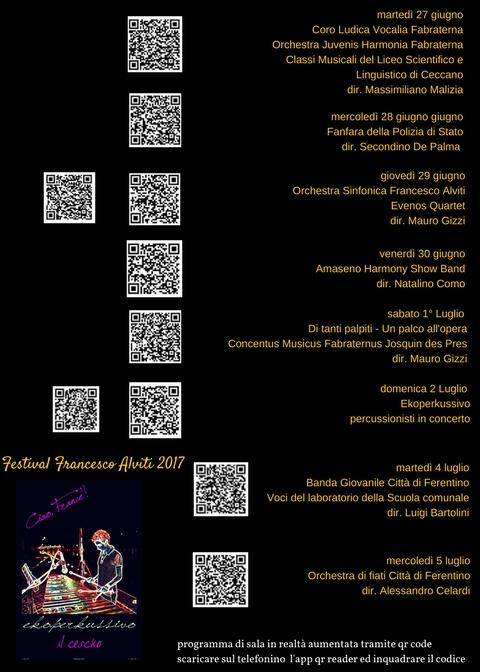 Festival programma sala 2017