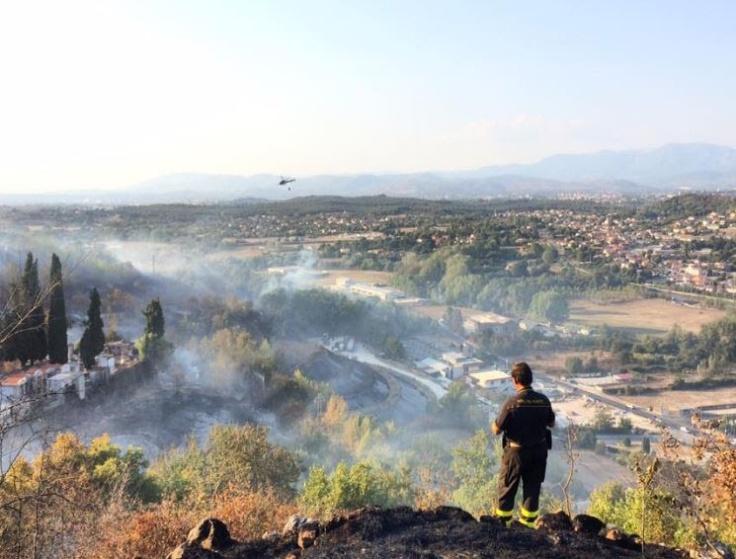 incendio discarica 3