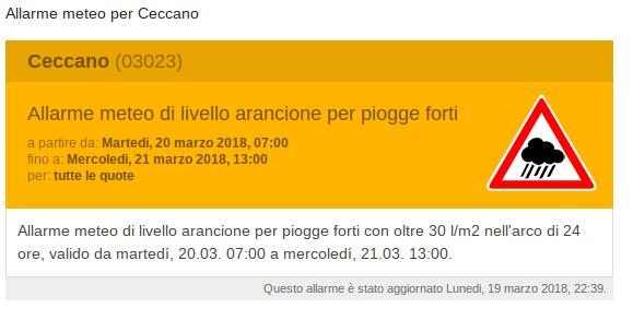 Allarme meteo per Ceccano (3)