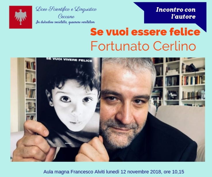 manifesto incontro Cerlino 12 novembre 2018